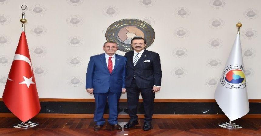 Murzioğlu, TOBB Başkan Yardımcısı oldu