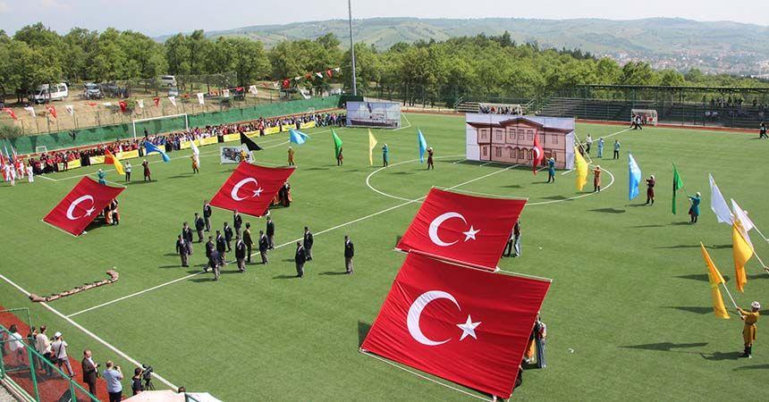 Atatürk'ün Havza'ya gelişinin 99. yıldönümü kutlandı