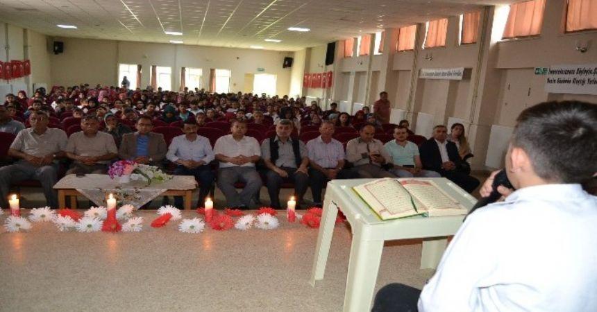 Alaçam'da fetih kutlaması