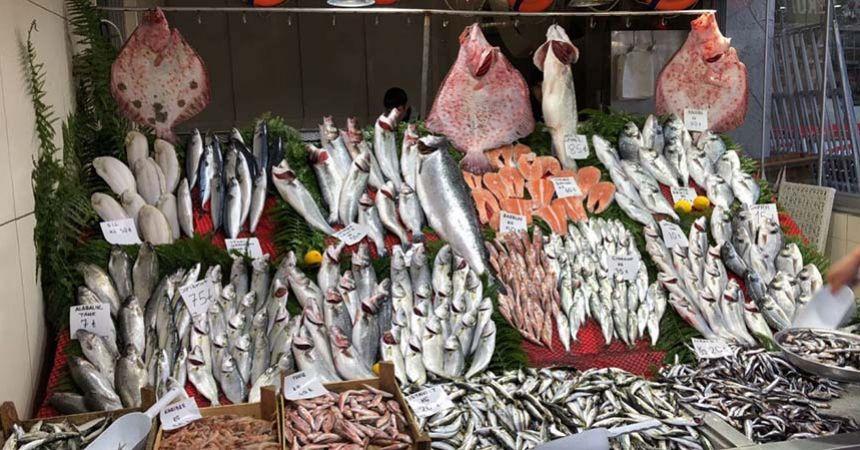 Balık tüketiminde çok gerilerde kaldık