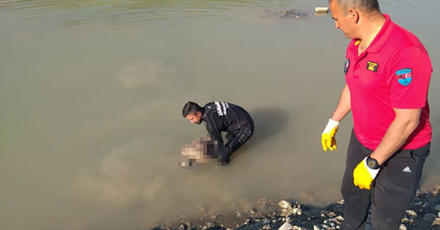 Kelkit Çayı'na düşen çocuğun cansız bedeni bulundu