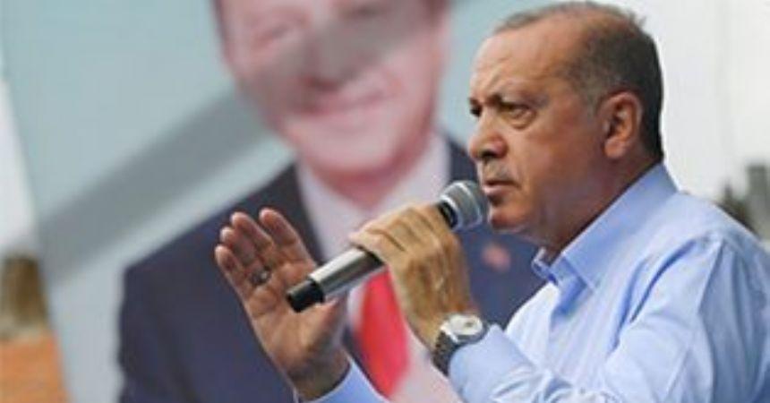 Erdoğan mitingde istediği cevabı alamadı!