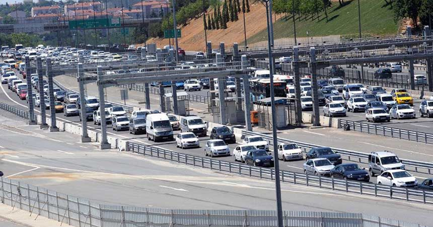 Bayram öncesi sürücülere 'terlik' uyarısı