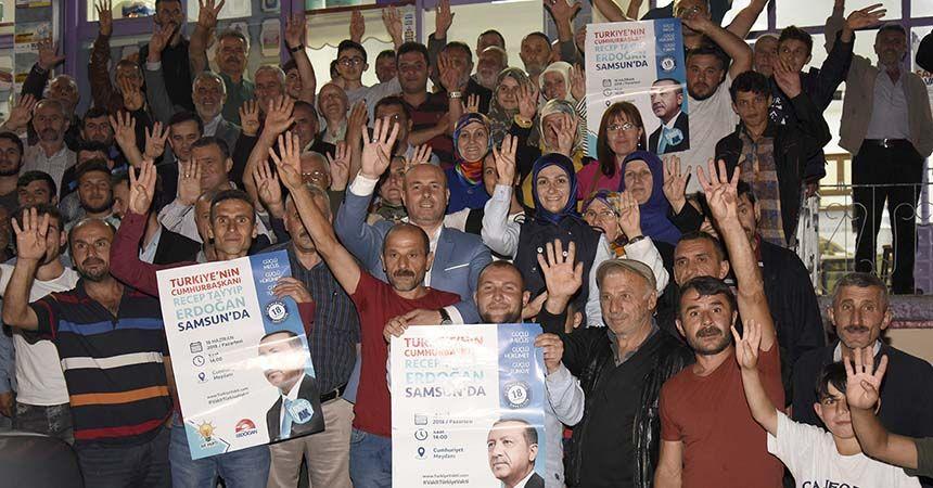 Togar: Tekkeköy yine tarih yazacak