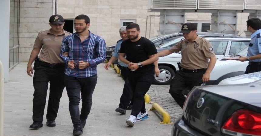 Hastane baskınına tutuklama
