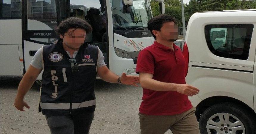 Avukat FETÖ'den tutuklandı