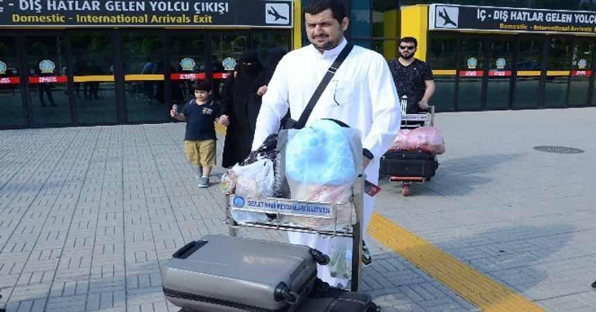 Arap turistlerin Ordu'ya ilgisi artıyor