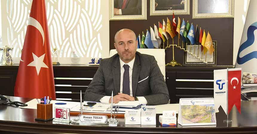 Togar: Türkiye şaha kalkıyor