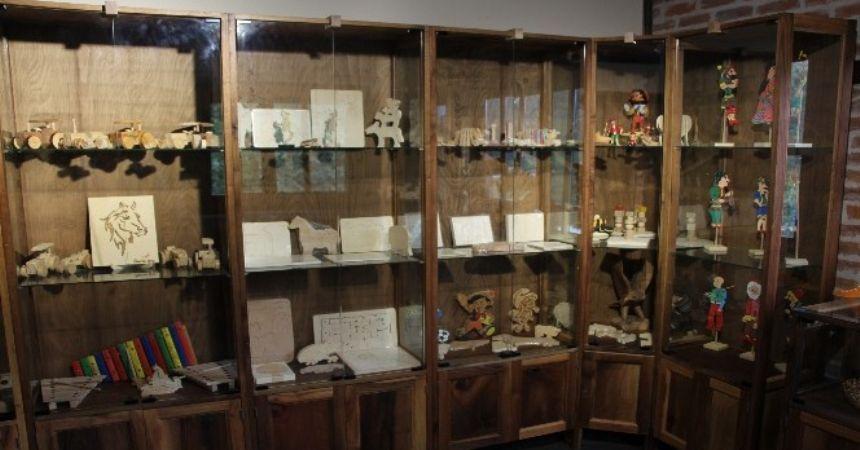 Türkiye'de ilk; ekolojik oyuncak müzesi