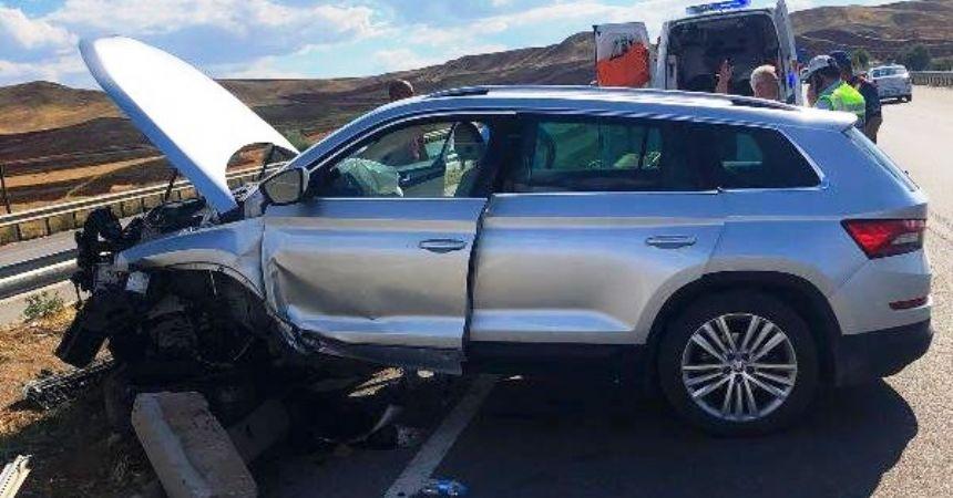 Sungurlu'da ölümlü kaza