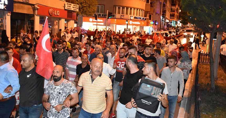 Fatih Mahallesi yine sokaklardaydı!