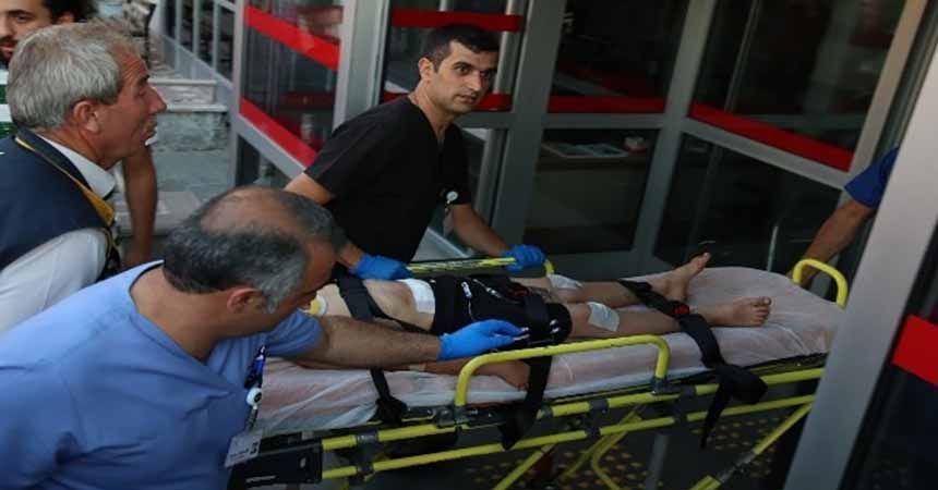 Traktörde can pazarı: 3 ölü, 32 yaralı