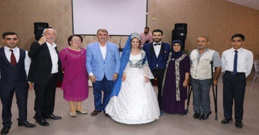 Gürcü ve Ok çiftinin mutluluğu