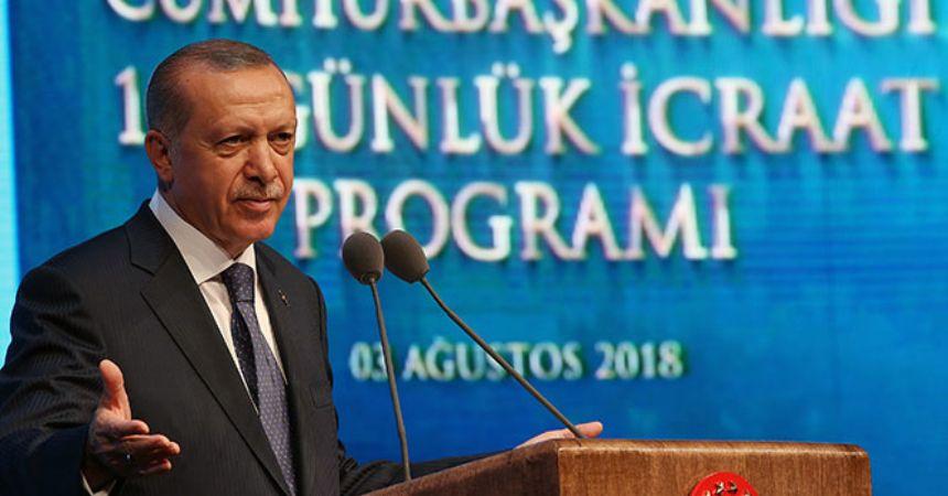 Erdoğan'dan kritik çağrı: Yastık altındaki dolarları...