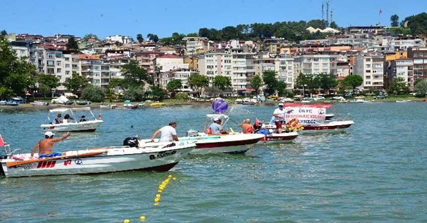 Ünye'de su sporları festivali