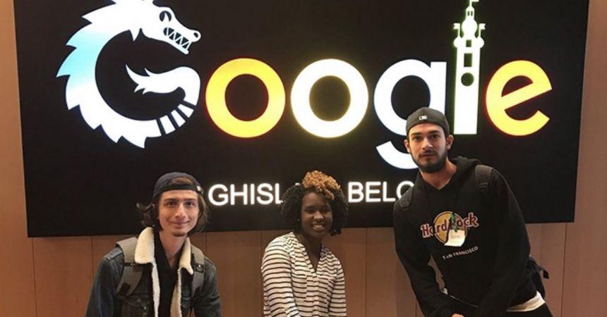 OMÜ'lü genç girişimciler Silikon Vadisi'nde