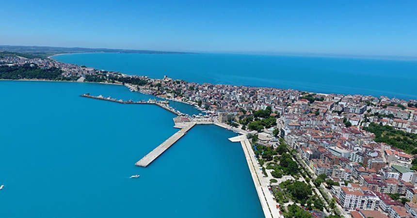 Karadeniz'in Bodrum'u Sinop tatilcileri bekliyor