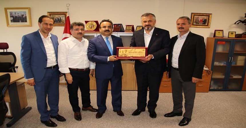 Başkan Kılıç'tan Ankara temasları