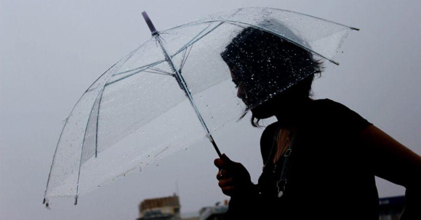 Karadeniz'de yağmur günleri