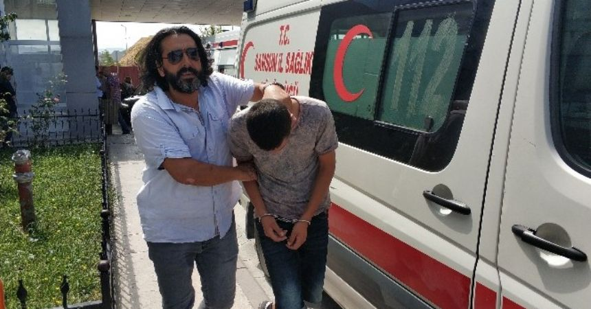 Hapla yakalandı, mahkeme tutukladı