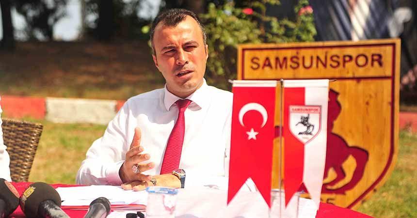 Samsunspor'dan ödemelerle ilgili açıklama