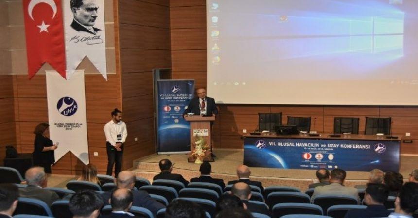 OMÜ'de uzay konferansı