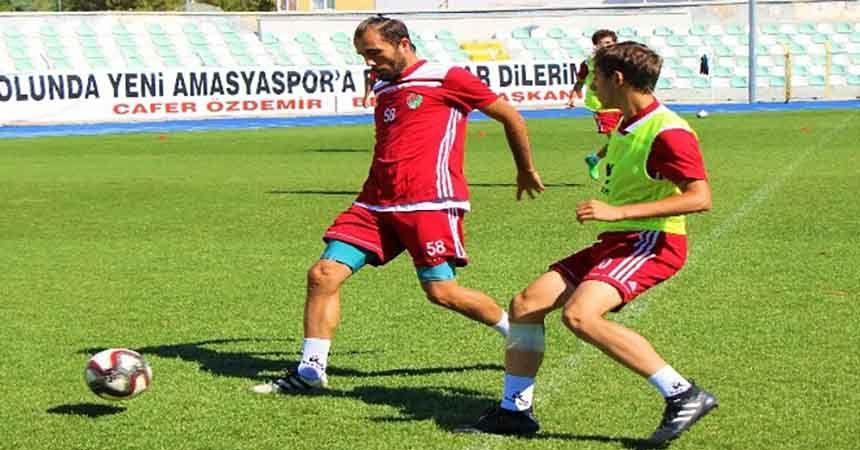 Yeni Amasyaspor sürpriz peşinde