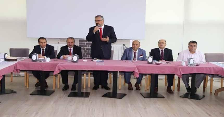 Bafra'da ortak akıl buluşmaları