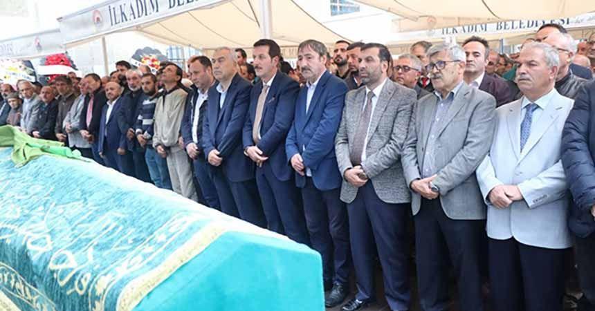 Fatih Akça'nın acı günü