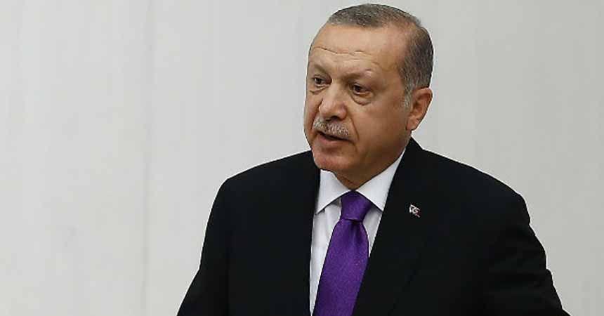 Meclis açıldı... Erdoğan'dan flaş mesajlar...