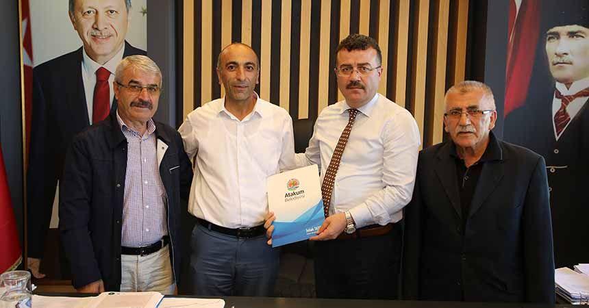 Atakum'dan Türkiye'ye örnek proje