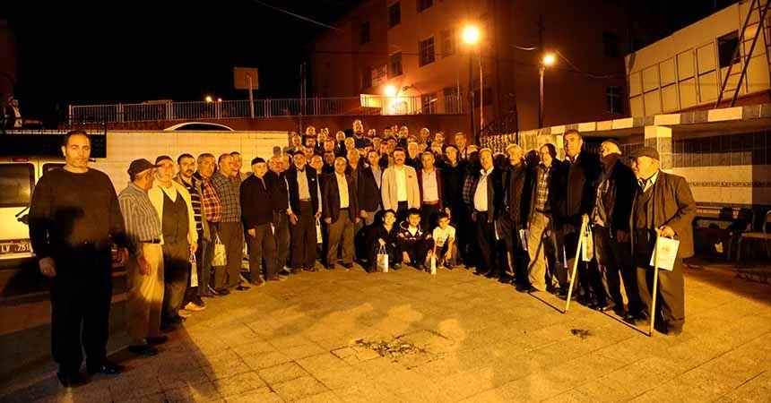 Atakum'da vatandaş-belediye işbirliği