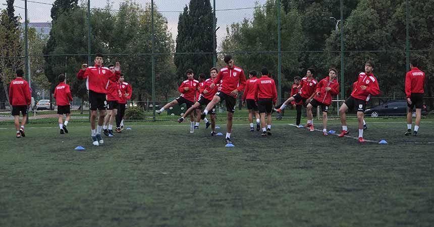Gençlerin rakibi Kırşehir Belediye