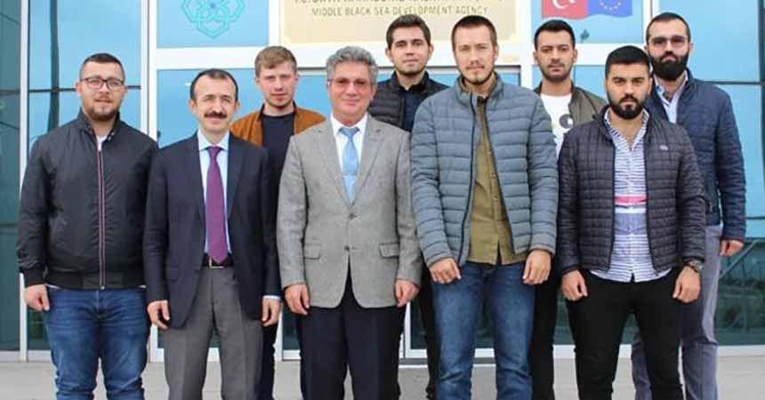 Genç MÜSİAD'dan 'ortak akıl' turu