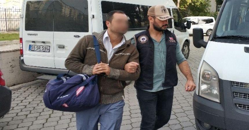 Askere FETÖ tutuklaması