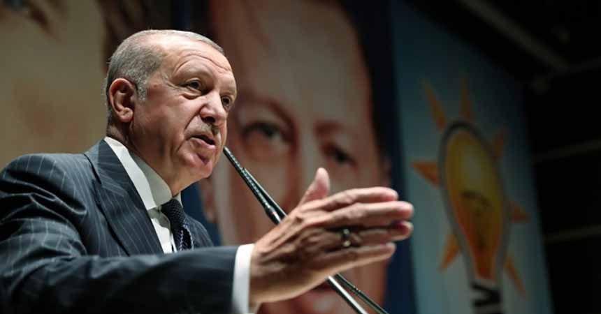 Erdoğan: Herkes kendi yoluna