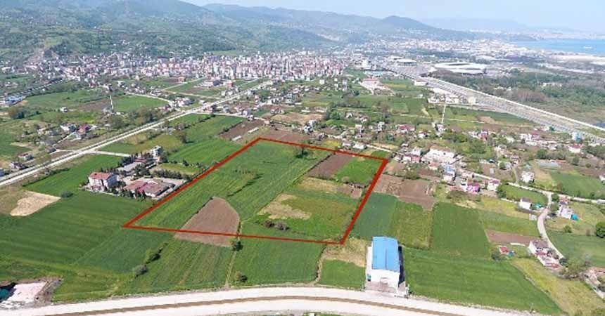 Tekkeköy Devlet Hastanesi alanında çalışmalar başlıyor