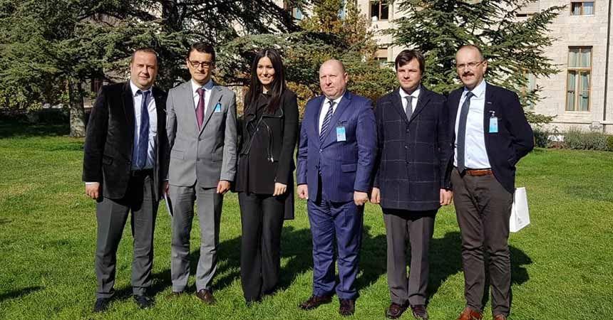 Balkan Türkleri'nden TBMM'ye ziyaret