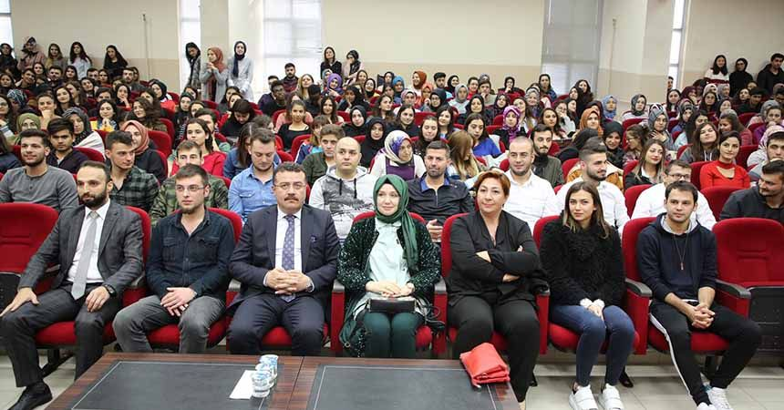 Atakum'da 'Sessizliğe Ses Ver' semineri