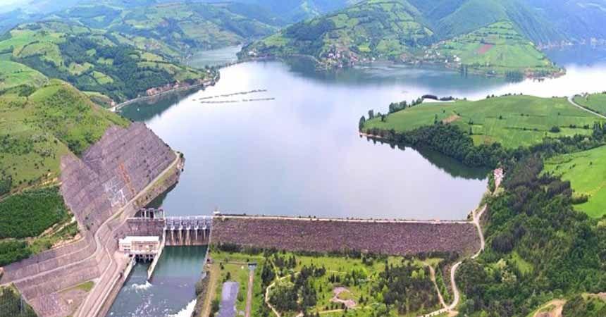 Samsun'da barajların doluluk oranı yüzde 69