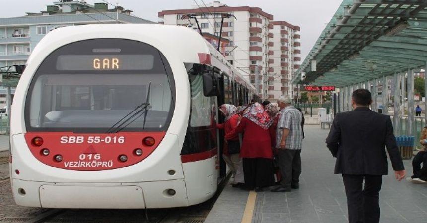 Samulaş'tan rekor yolcu