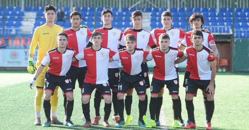 U-17 Sivas'ı yendi 2-1