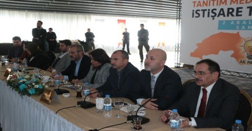 AK Parti'de istişare günü