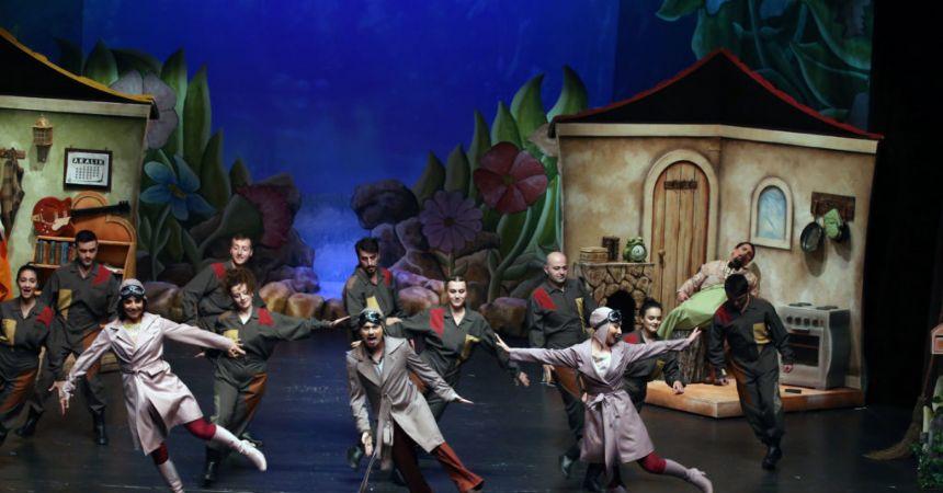 Kurbağa Öyküleri müzikali sahnelenecek