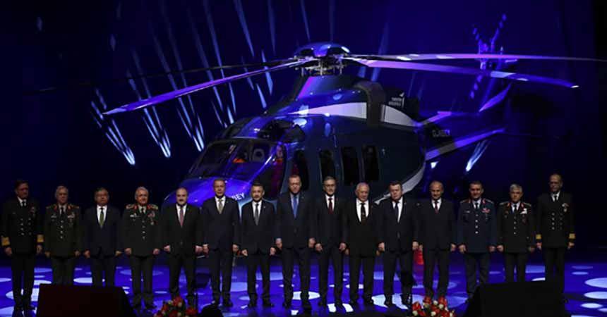 Türkiye'nin helikopteri: GÖKBEY