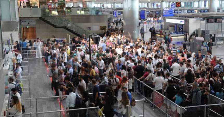 Dış hat yolcu başına güvenlik ücreti alınacak