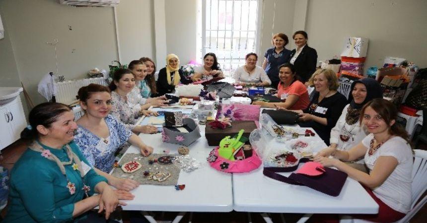 Atakum'da kadın önceliği