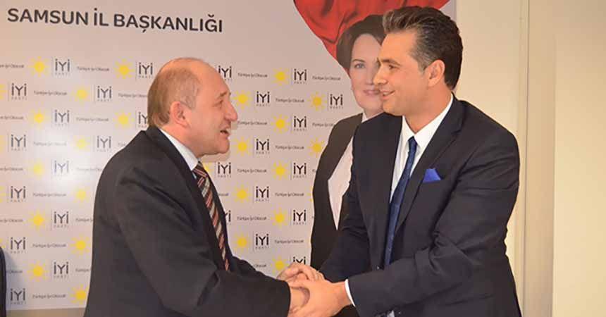 Aydemir İYİ Parti'den Büyükşehir'e aday