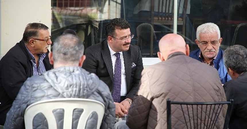 Atakum'da vatandaş-belediye iş birliği