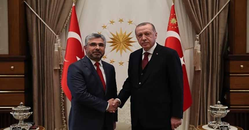 Ayağının tozuyla Ankara'ya gidiyor